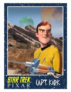 Pixar Tackles Star Trek – Part I