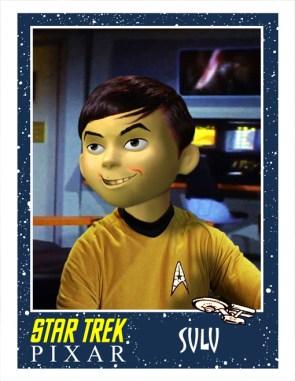Pixar Tackles Star Trek – II