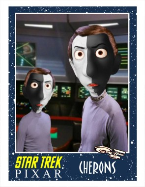 Pixar Tackles Star Trek – III