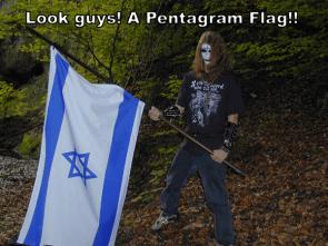 Pentagram flaigl
