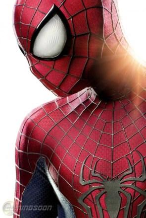 New Spidey suit