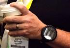 Steve Wozniak's nixie watch