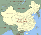 Chinese placenames