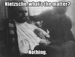 Nietzsche's Nothing