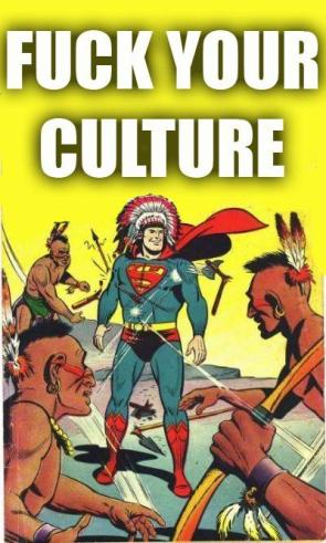 Superman trolls American Indians
