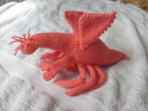 Mi-Go plush knit