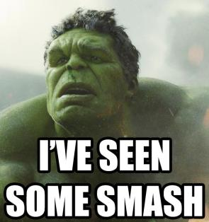 Hulk meme