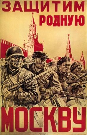 russian postert