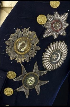 Nelson's honours