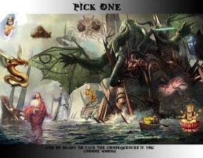 Pick one