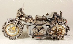 Watch parts Motorcycle