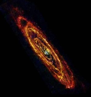 New image of Andromeda