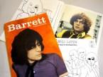 Syd Barrett colouring book