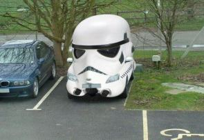 Stormtrooper Commuter