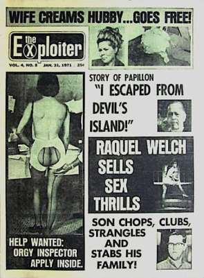 The Exploiter, vol. 4, no. 5, Jan 31 1971
