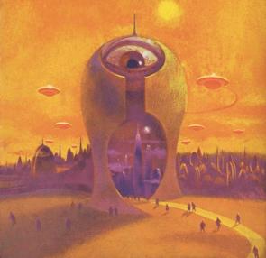 Asimov art