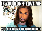 Overly Attached Jesus