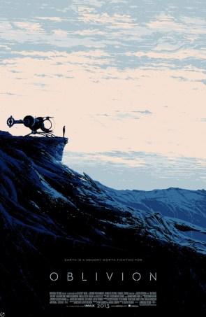 Mondo's Oblivion Poster
