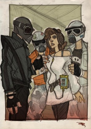 Star Wars High School '80s I
