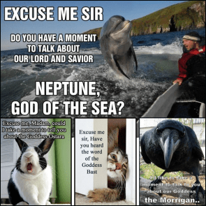 Jehovah's Animals