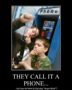 They call it a phone