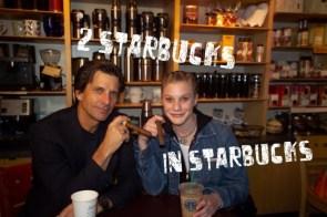 2 Starbucks in Starbucks