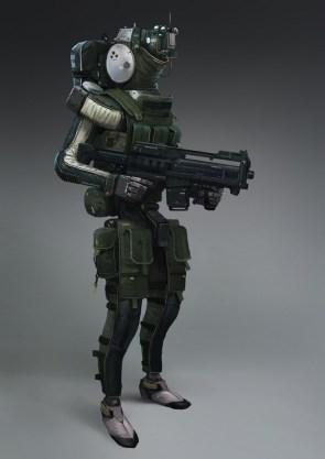 Combat bots