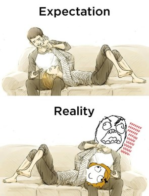 What really happens…