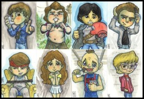 Goonies Fan Art
