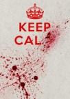 Bloody calm