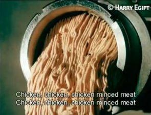 Chicken, chicken, chicken mince meat