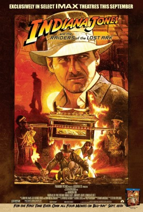 Raiders of the Lost Ark IMAX Poster