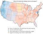 Dialect Maps
