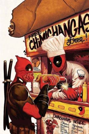 Deadpool Trolls Himself