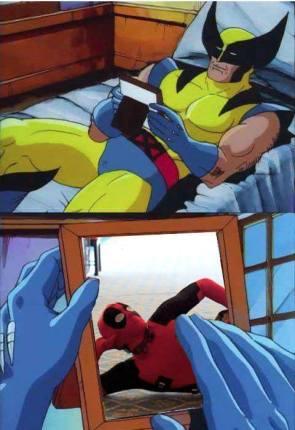 Wolvie loves Deadpool