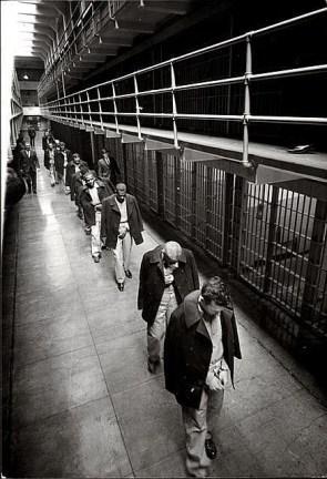 Last Prisoners Leave Alcatraz