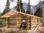 log cabin builder