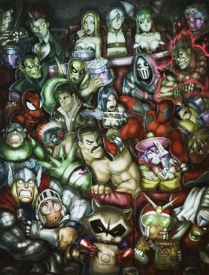 Marvel vs. Capcom vs. Movies