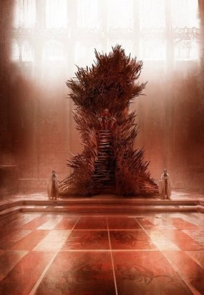 How George R.R. Martin Originally Envisioned the Iron Throne