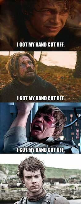 Hands?