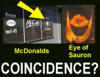 Coincidence?  I think not.