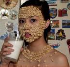 Cheerios bukkake