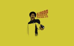 Klingon!