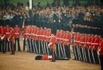 Irish Guards, drunk as ever
