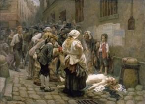Mort de la princesse de Lamballe