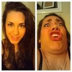 Hot girls make ugly faces