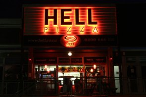 Pizza from Hell
