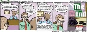 Breaking Bad: Anywhere but America edition