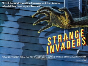Strange…
