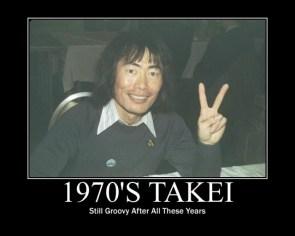 1970's Takei